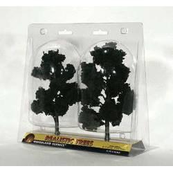 Dos árboles hiper realistas 150-170mm.