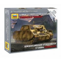 Sturmpanzer IV Brummbär sdkfz166.