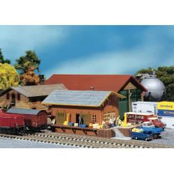 Freight house. FALLER 222117