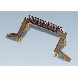 Footbridge. FALLER 222151