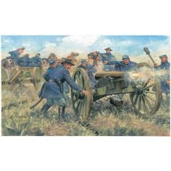 Union Infantry.