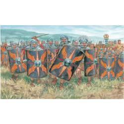 Confederate troops.