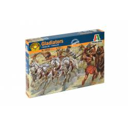Roman infantry.