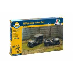 Willys jeep 1/4 ton 4x4.