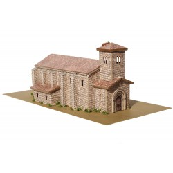 Romanesque church.