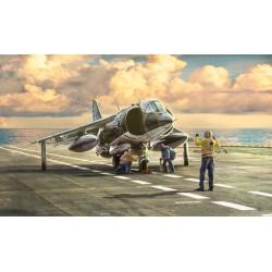 AV-8A Harrier.