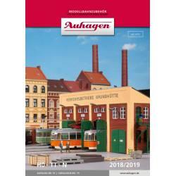 Catálogo Auhagen 2018/2019.