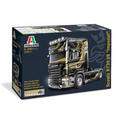 """Scania R730 V8 Topline """"Imperial""""."""