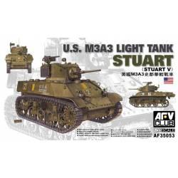 US M3A3 light trank Stuart.