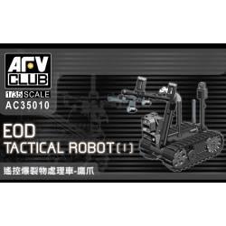 EOD tactical robot.