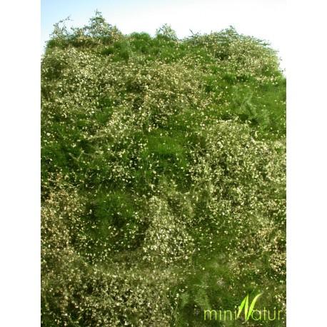 Vegetación con flores. SILHOUETTE 732-22S