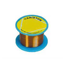 Bobina de hilo de cobre esmaltado de 0,1 mm