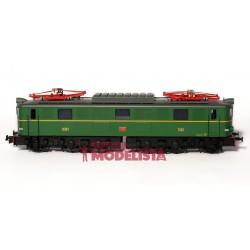 "Locomotive series 7400 ""RENFE""."