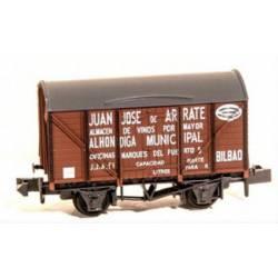 "Wagon ""Bodegas Schenk S.A""."