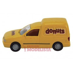 "VW Caddy ""Donuts""."