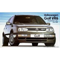 Volkswagen Golf VR6.