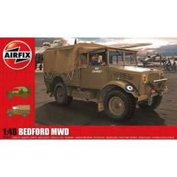 Camión Bedford MWD.
