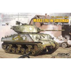 M4A3 (76) W Sherman.