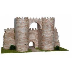 Alcazar's gate.