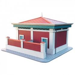 Gijón outhouse.