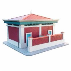 MZA outhouse.