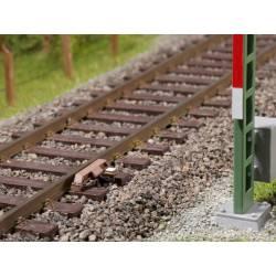 Indusi track magnet.