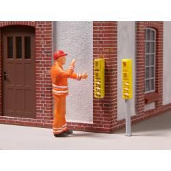 Public Address System Set.