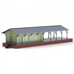 MZA yard shed.