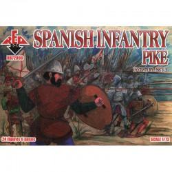 Spanish infantry.