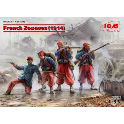 French Zouaves.
