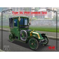 Type AG 1910 London taxi.