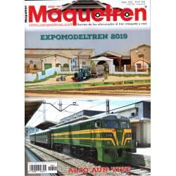 Revista Maquetren, nº 321.
