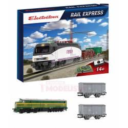 Starter set Rail Express. RENFE 316.