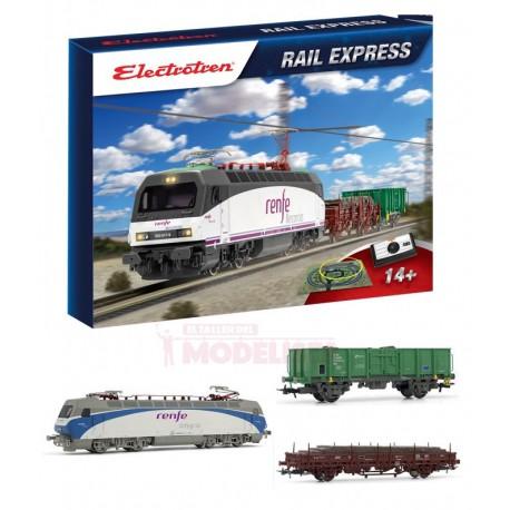 Starter set Rail Express. RENFE 252.