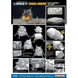 """Apollo 11 """"Aterrizaje lunar""""."""