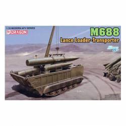 M688 lance loader transporter.