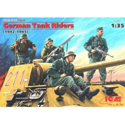 German tank riders