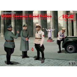 Policias alemanes.