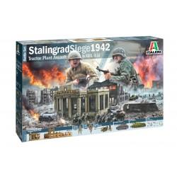 "Stalingrado,1942 ""Operación Uranus""."