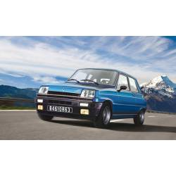 Renault 5 Alpine.