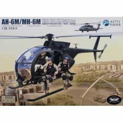 """AH-6M/MH-6M """"Little Bird Nightstalkers""""."""