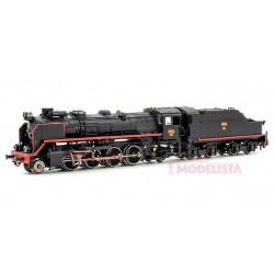 Locomotora de vapor 141F-2332, Mikado. Digital.