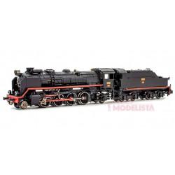 "Steam locomotive 141F-2315, ""Mikado"". Sound."