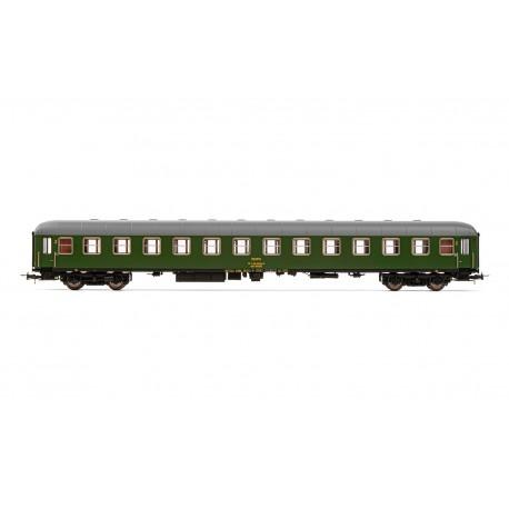 2nd class coach, BB 8556. RENFE.