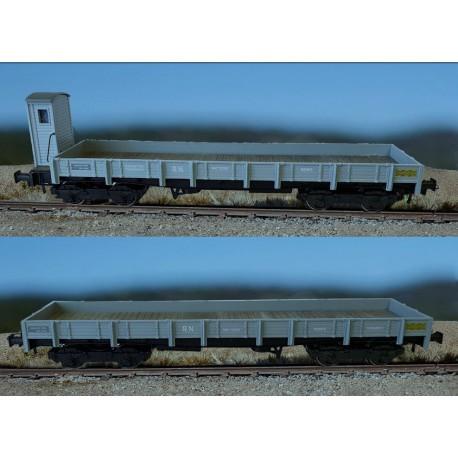 2-set wagons series MM, RENFE.