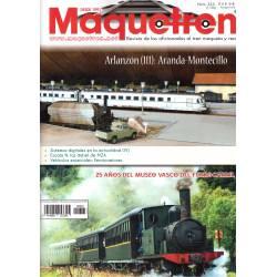 Revista Maquetren, nº 322.