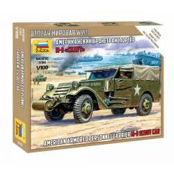 American M3 Scout Car