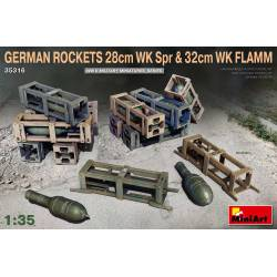 German rockets.