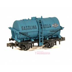 """Tank wagon """"Gasolina Vilella"""" nº2, NORTE."""