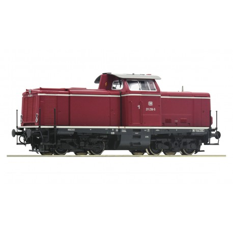 Diesel locomotive class 211, DB.